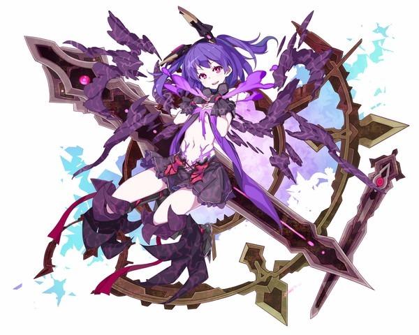 【妖精】闇堕型ファルサリア