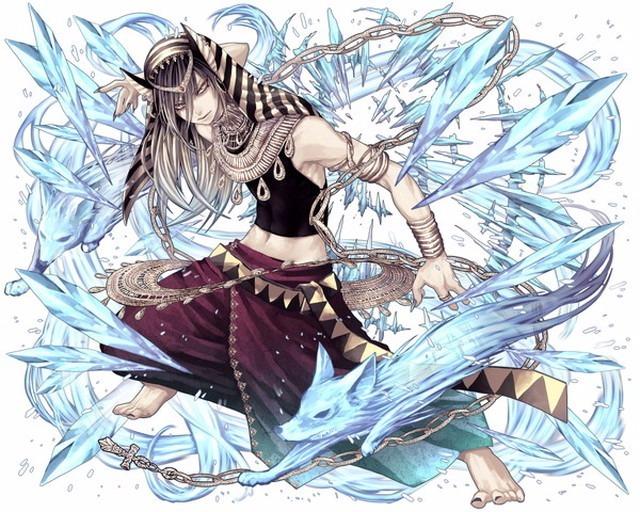 【冥界の守護者】神話型アヌビス