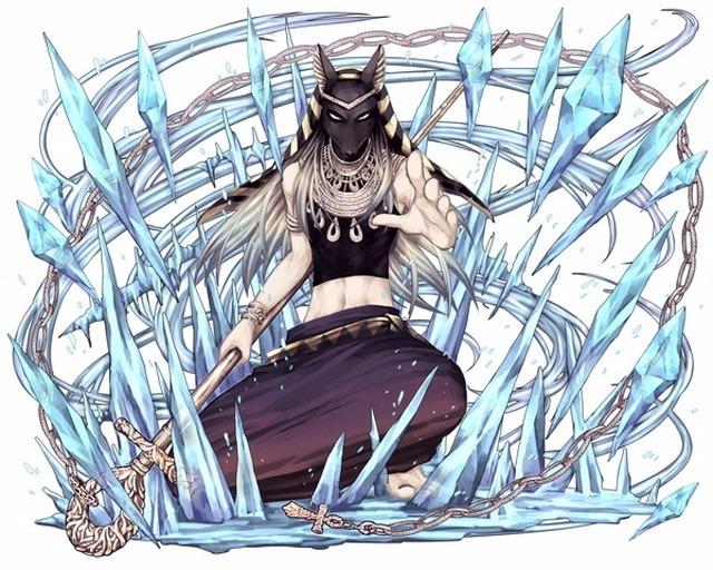 【騎士】神話型アヌビス