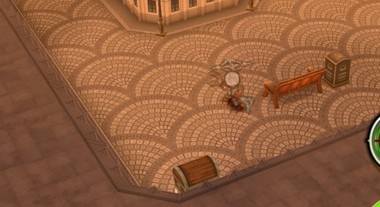 エリア2の宝箱
