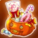 ラッキーお菓子
