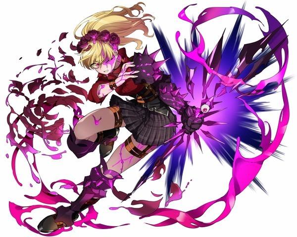 【騎士】闇堕型ヘルヴォール(傭兵)