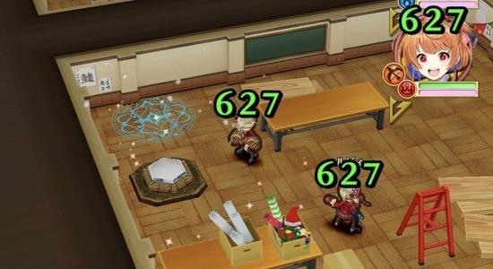 ルビィの机の隠し場所