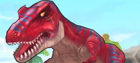 T-ティラノサウルス