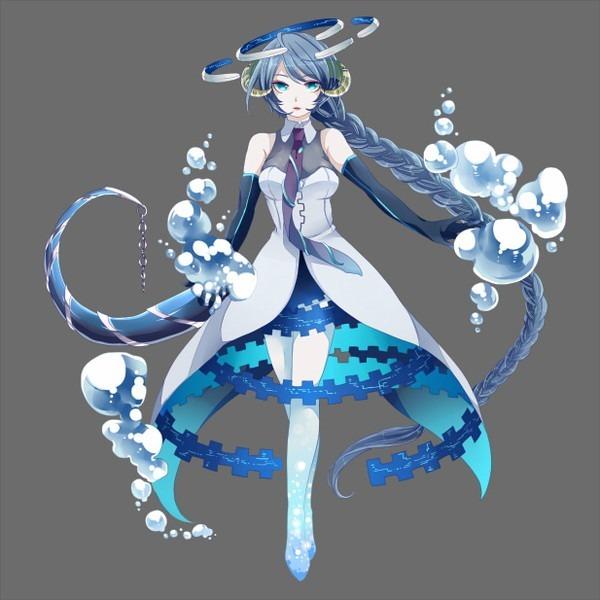 【妖精】レヴィア