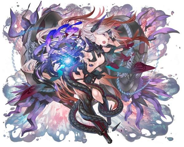 【腐敗の魔竜】闇堕型バハムート