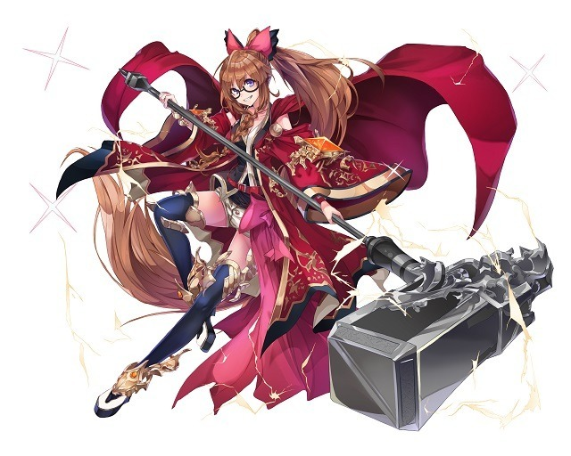 【騎士】神話型トール