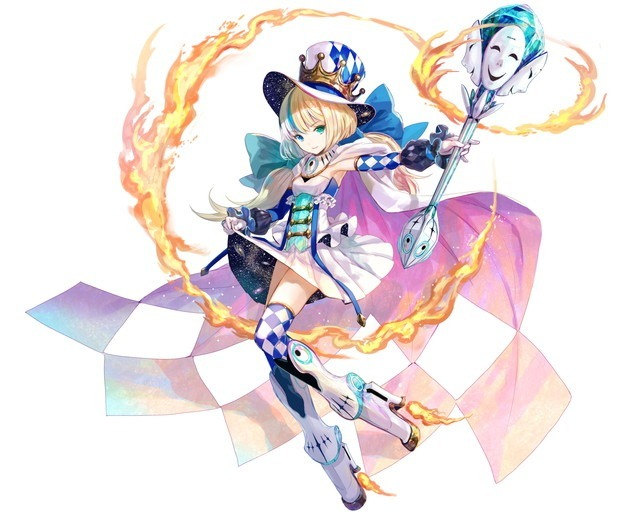 【騎士】神話型ロキ