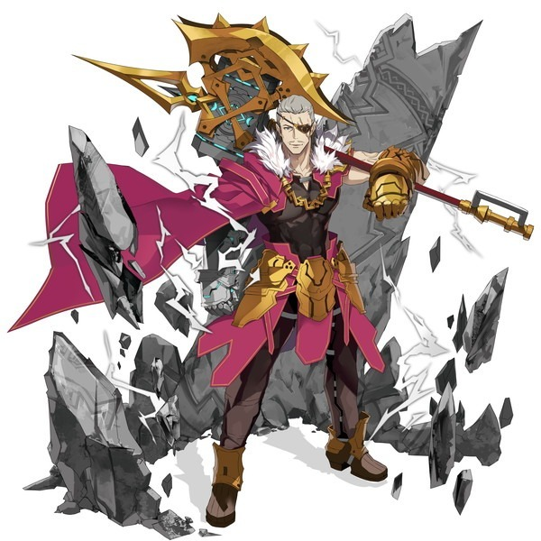 【戦士のルーン】交響型ベディヴィア