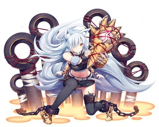【騎士】神話型フェンリル