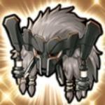 魔幻獣のマスク