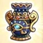 古代遺跡の壺