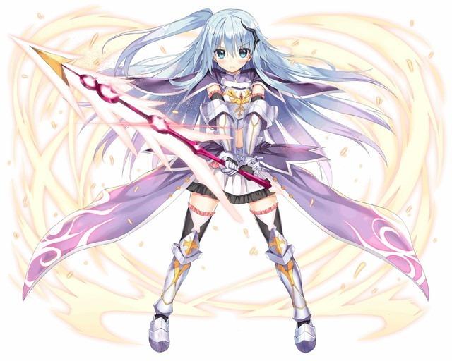 【光の剣姫】神装型クラウソラス