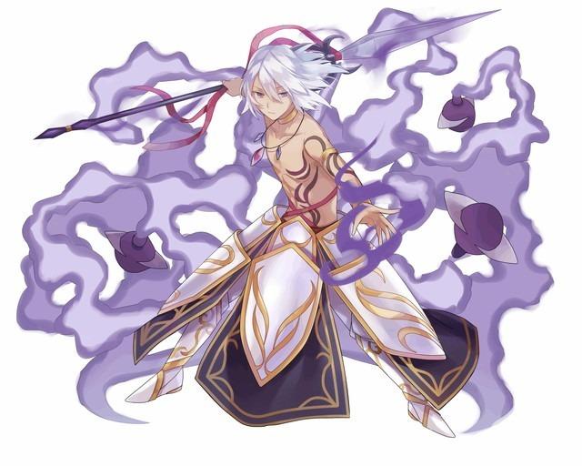 【魔槍の使い手】剣術型ズフタフ