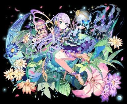 【エリンの秘奥】妖精エーディン