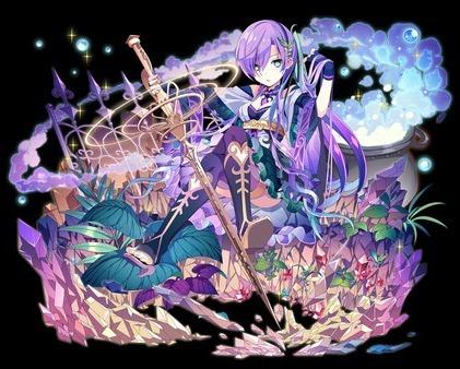 【エリンの聖域】妖精ミディール