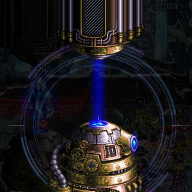 旧アルドール式魔導エネルギーコアB