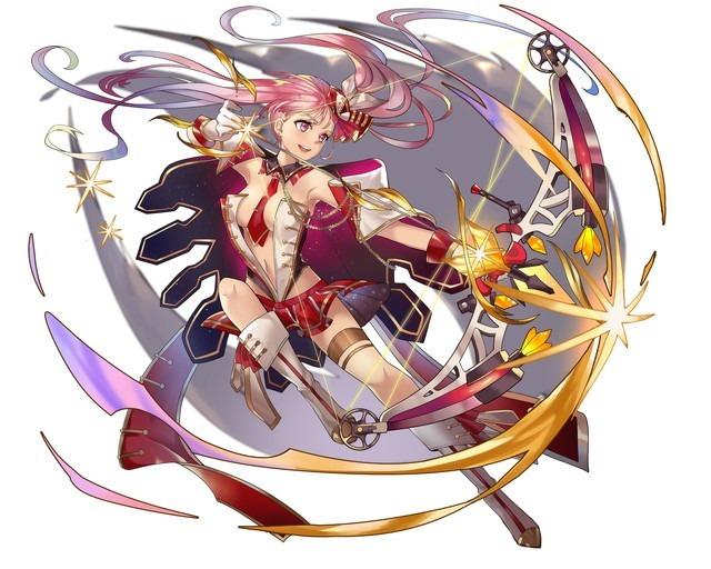 【虚矢なき聖弓】聖装型フェイルノート