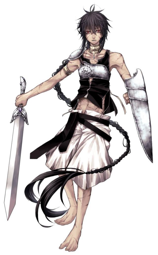 【騎士】特異型オデュッセウス