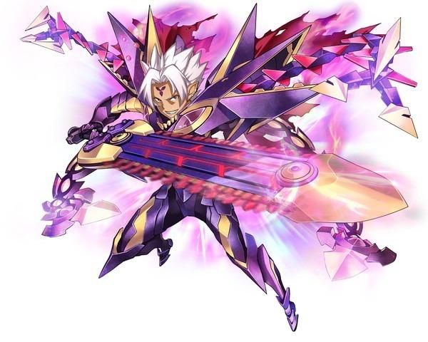 【破壊の剣】聖騎型ガウェイン