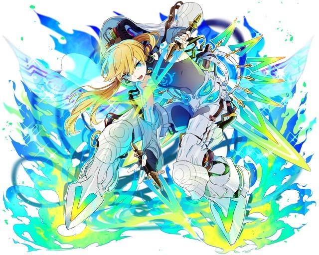 【湖の聖鎧】聖騎型エクタードマリス