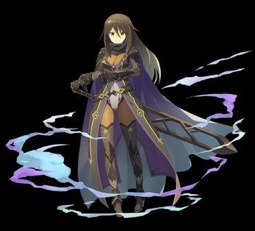 【騎士】黒の騎士_オディナ