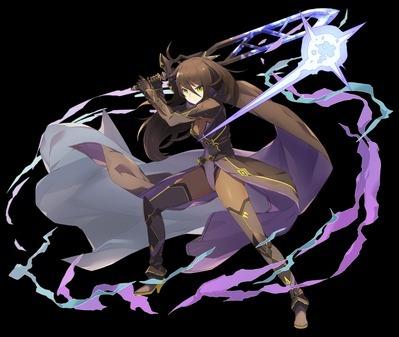 【激情の剣】黒の騎士_オディナ