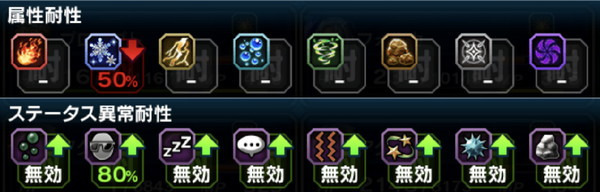 新型魔道兵器耐性