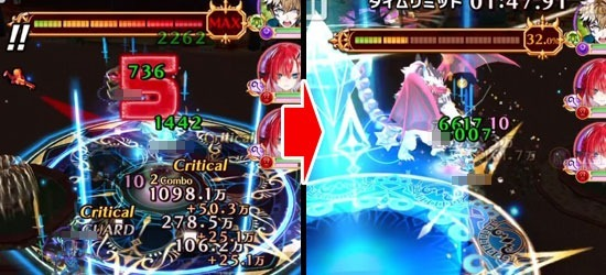 """星19""""【サバイブアタック】Night tracer""""攻略"""