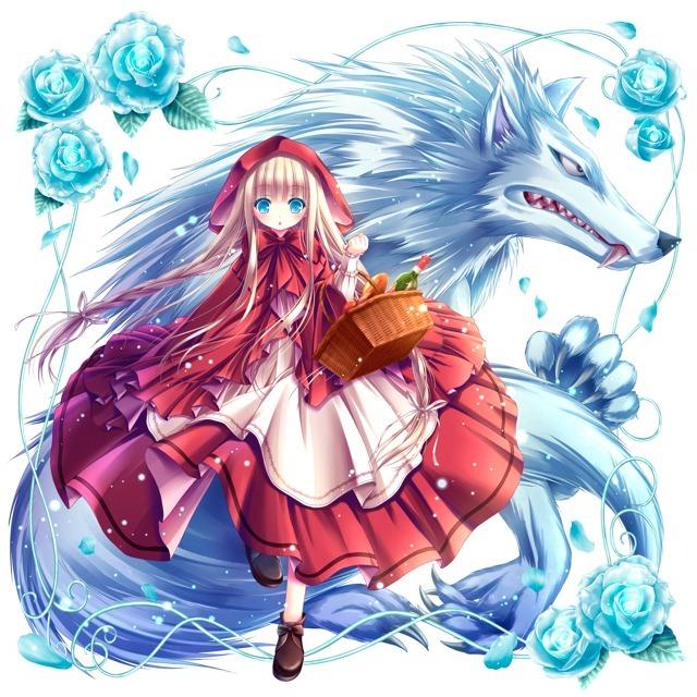 【騎士】童話型赤ずきん