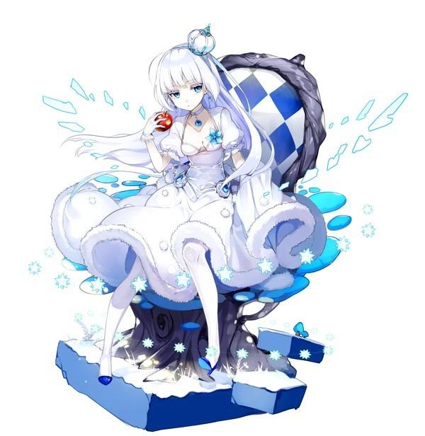 【騎士】美姫型スノーホワイト