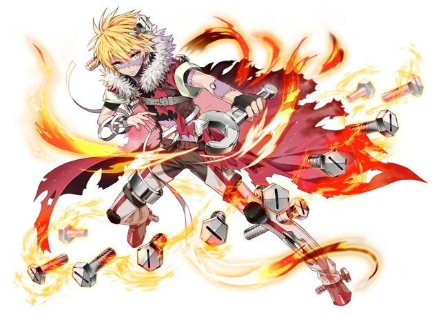 【機械式の怪物】魔創型アーサー_剣術の城