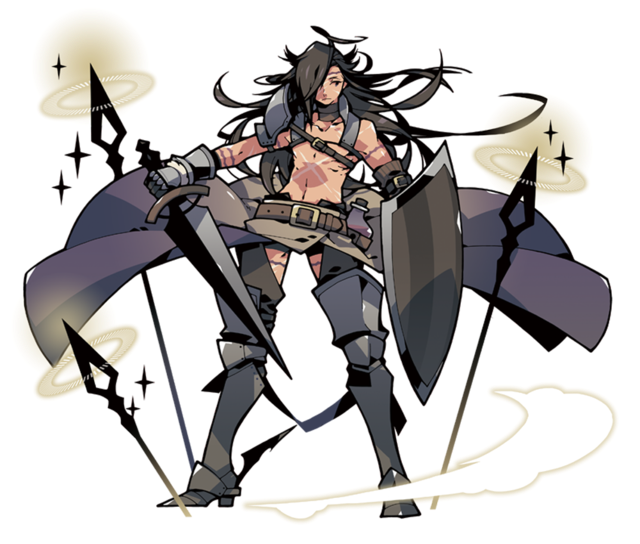 【騎士】特異型アキレウス