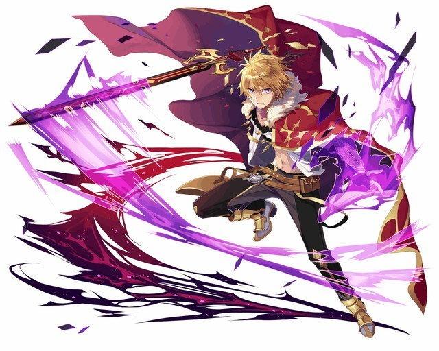 【聖剣の担い手】アーサー_剣術の城