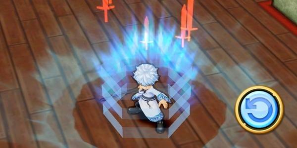 銀時(銀魂コラボ)