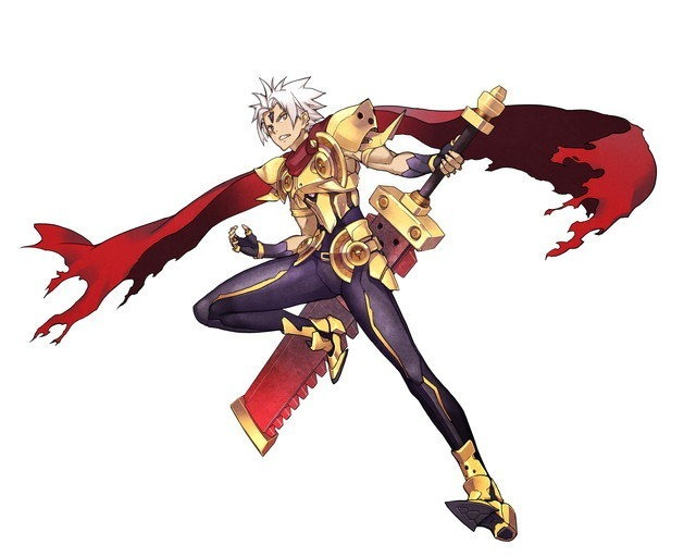 【騎士】第一型ガウェイン