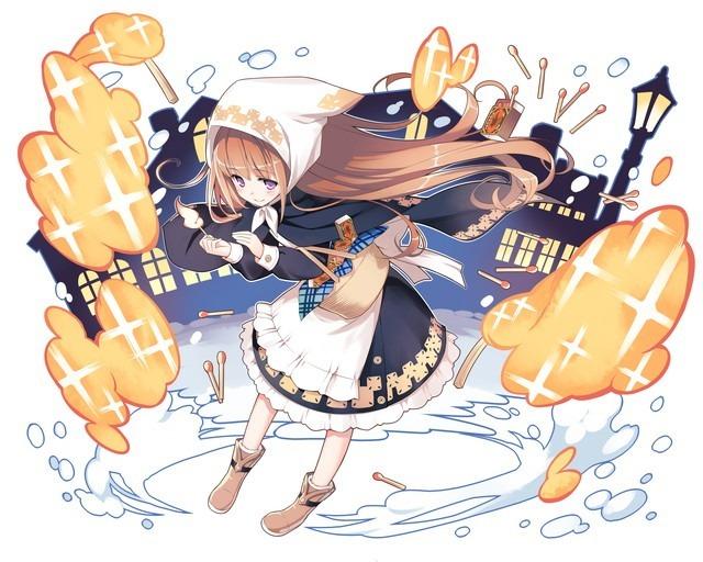 【騎士】童話型リトルマッチ