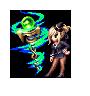 星6深碧の黒魔道士レキサ