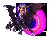闇竜姫・魔人フィーナ