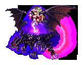 星6闇竜姫・魔人フィーナ