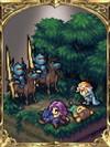 黒騎士との戦い