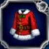 サンタの服
