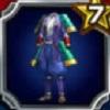 姫侍の武者鎧
