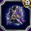 氷銀の戦衣