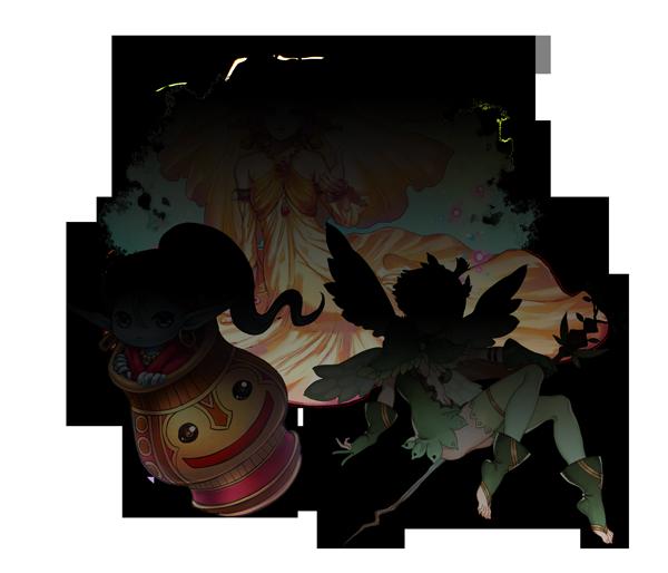 『召喚』新幻石について・原初のカオス