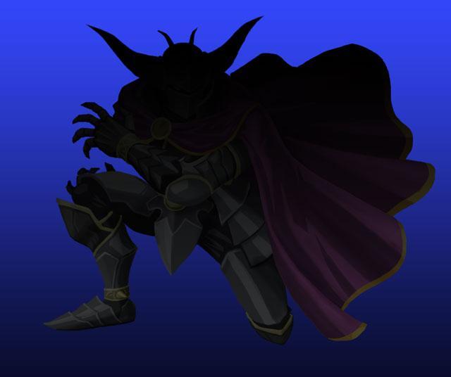 レイドバトル:混沌なる輪廻の騎士