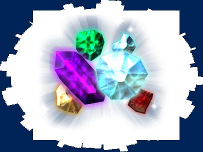 各属性宝石