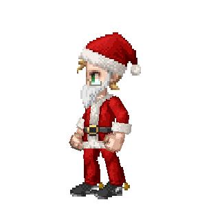 衣装:クリスマス(リーグ用)