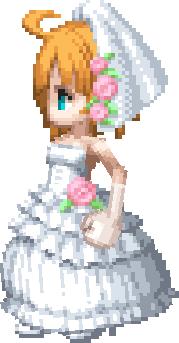 衣装:ドレス(エモ用)