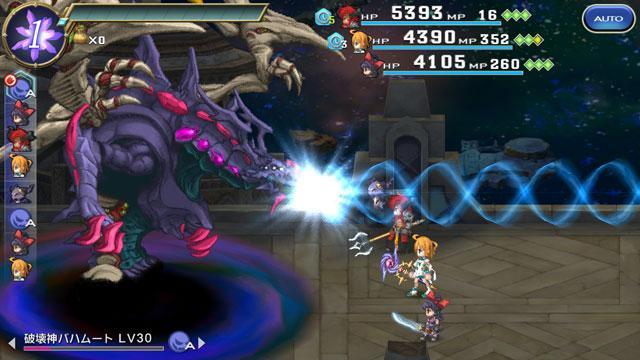 限界挑戦!破壊神竜